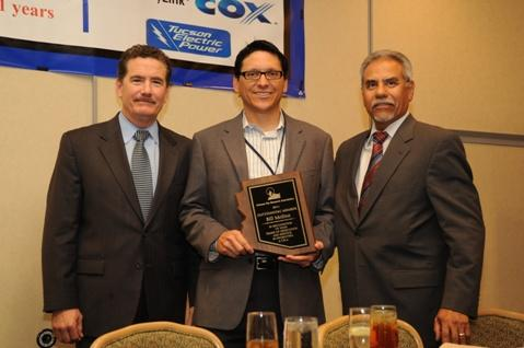 (from left to right) Kevin McCarthy, Bill Molina, Larry Lucero