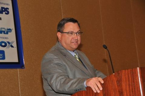 Russell Smoldon, Manager of State & Local Government Relations, Salt River Project