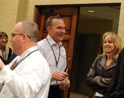 (from left to right) Chris Kelling, Michael Stull, Susan Anable