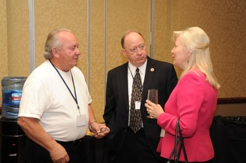 (from left to right) Representative John Fillmore, Representative Rick Gray, Representative Debbie Lesko